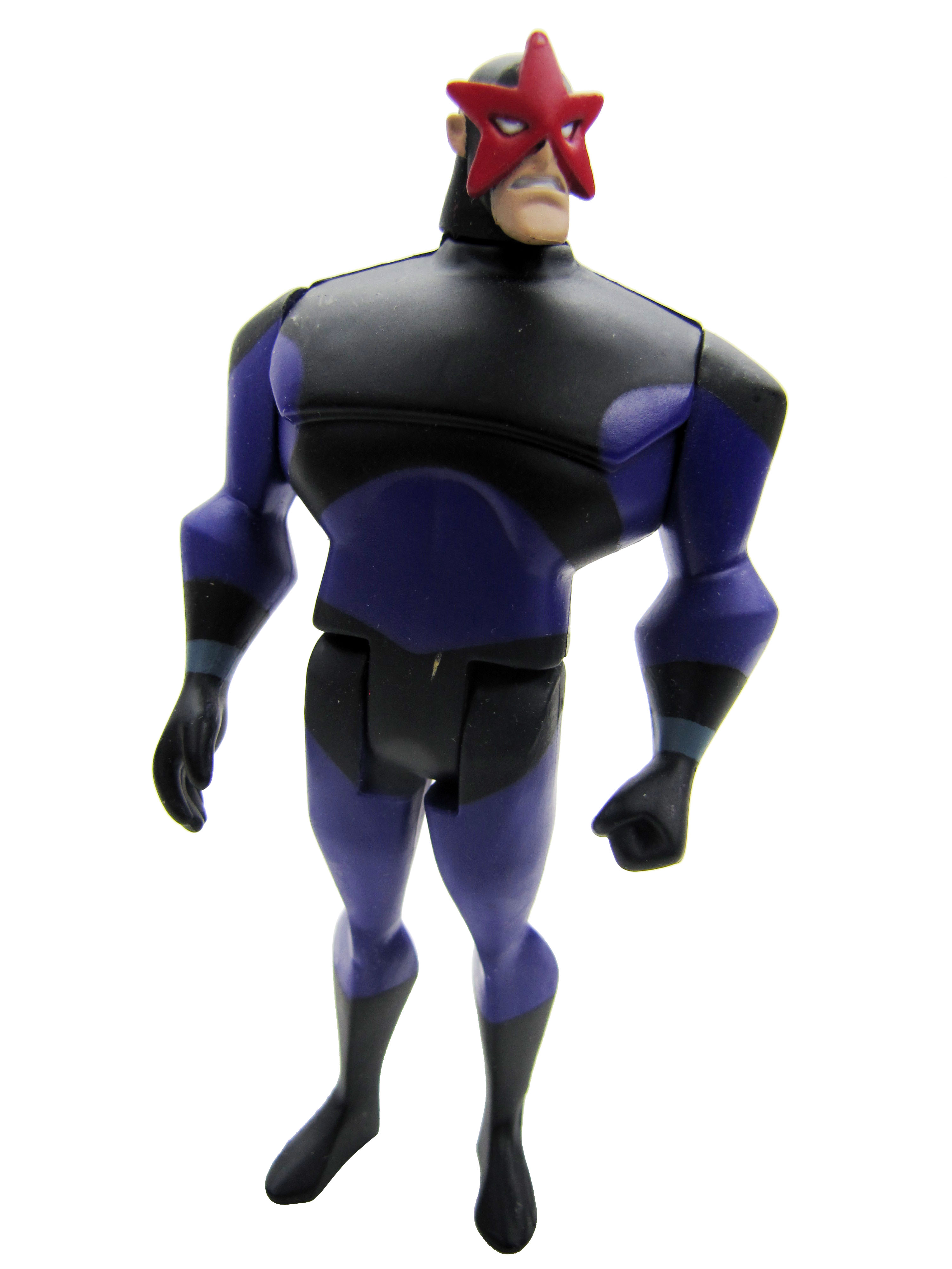 2011 Justice League Unlimited EVIL-STAR Complete