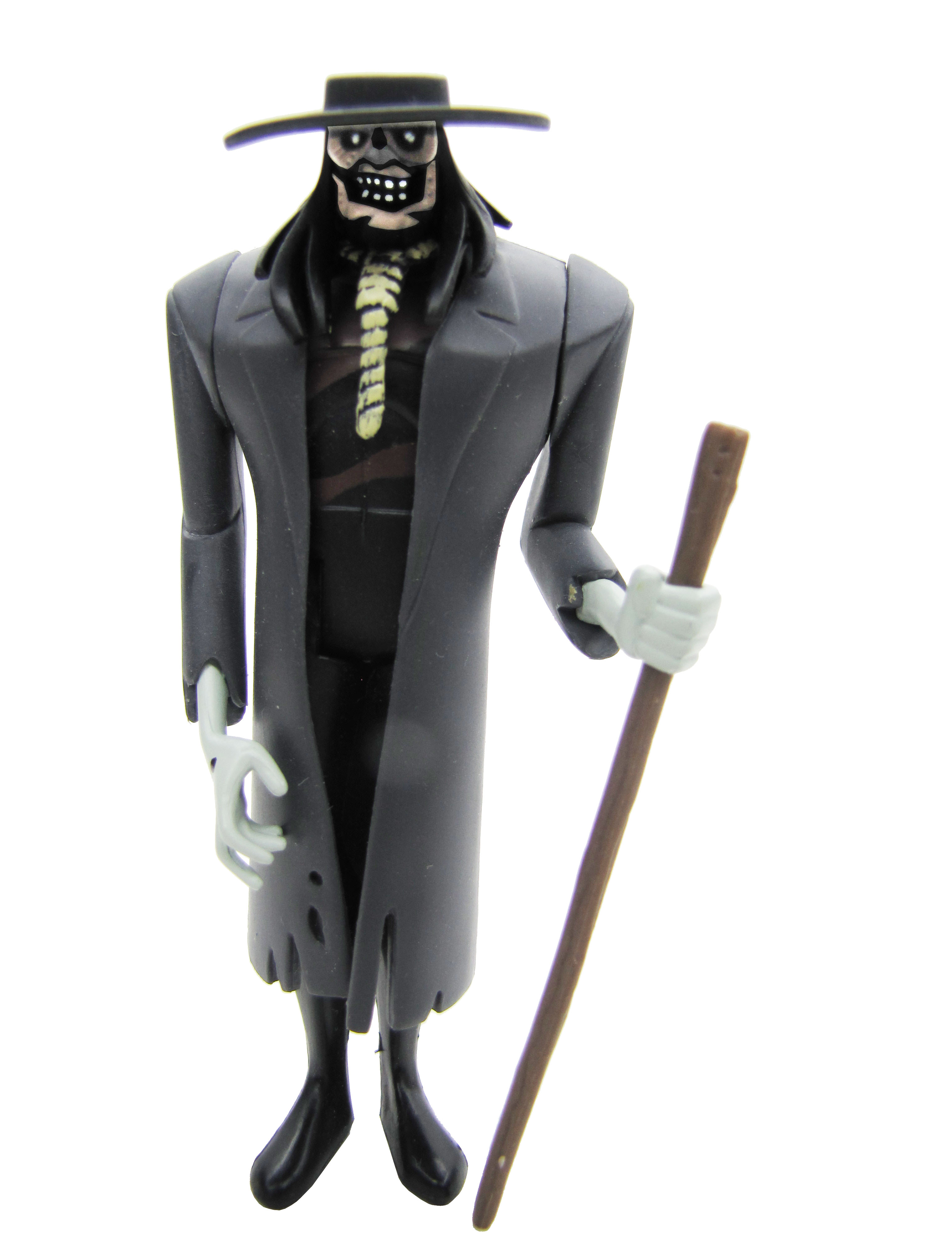 Justice League Unlimited Gotham Villains Scarecrow Complete
