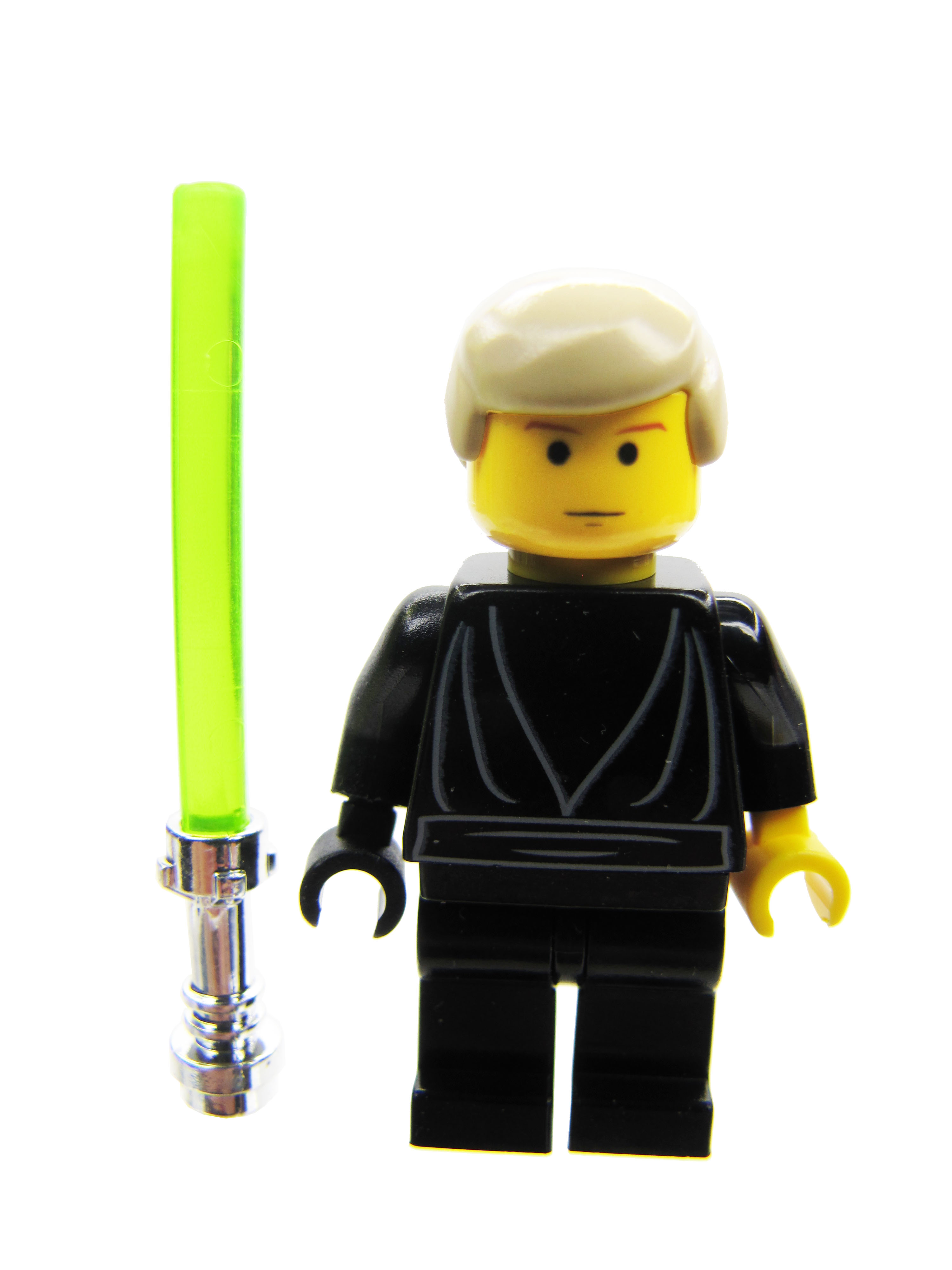 LEGO Star Wars Final Duel II Luke Skywalker Complete 7201