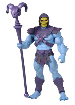 2009 Masters of the Universe Classics Skeletor Complete