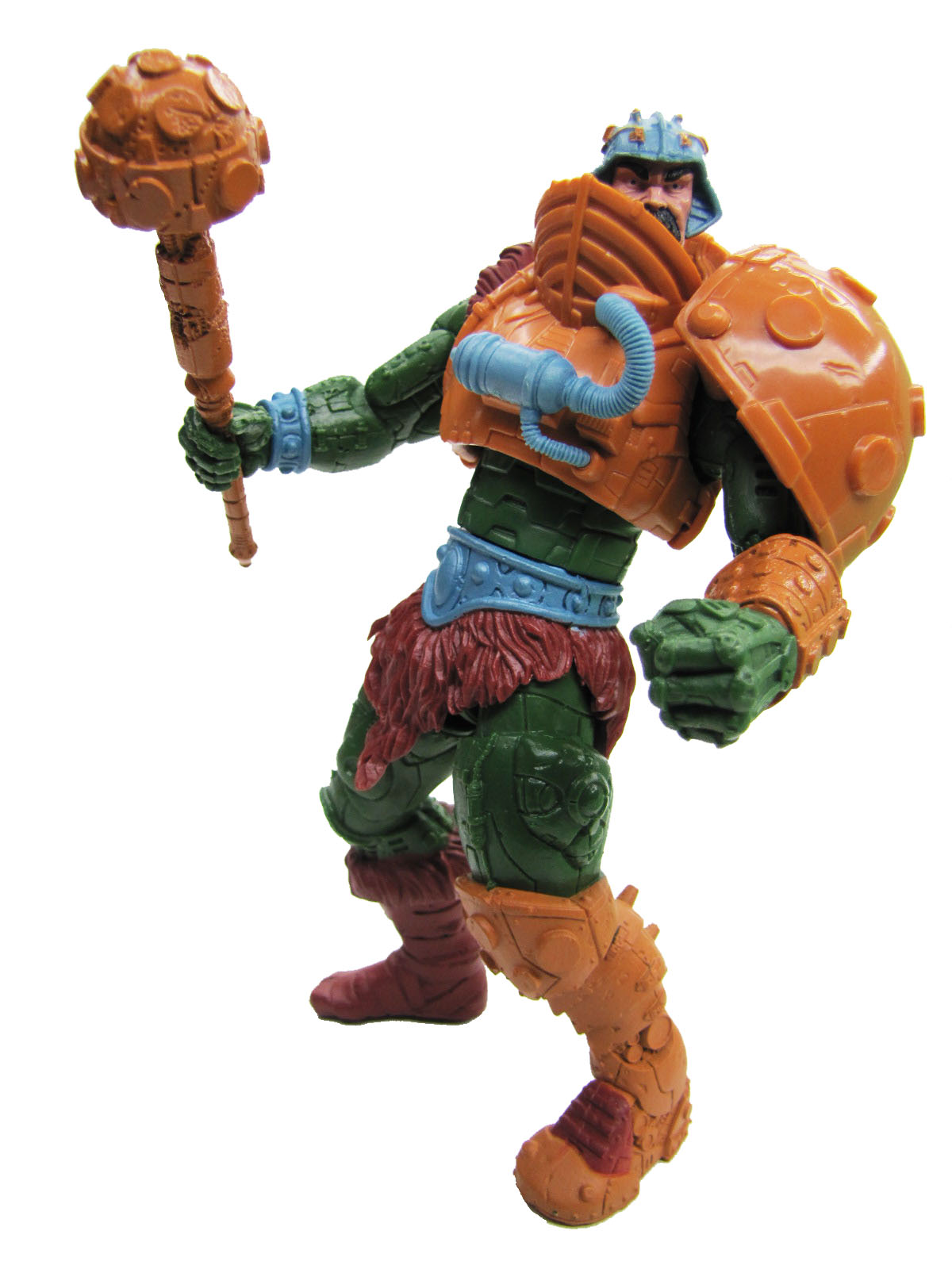 MOTU Modern Series Man-At-Arms Complete