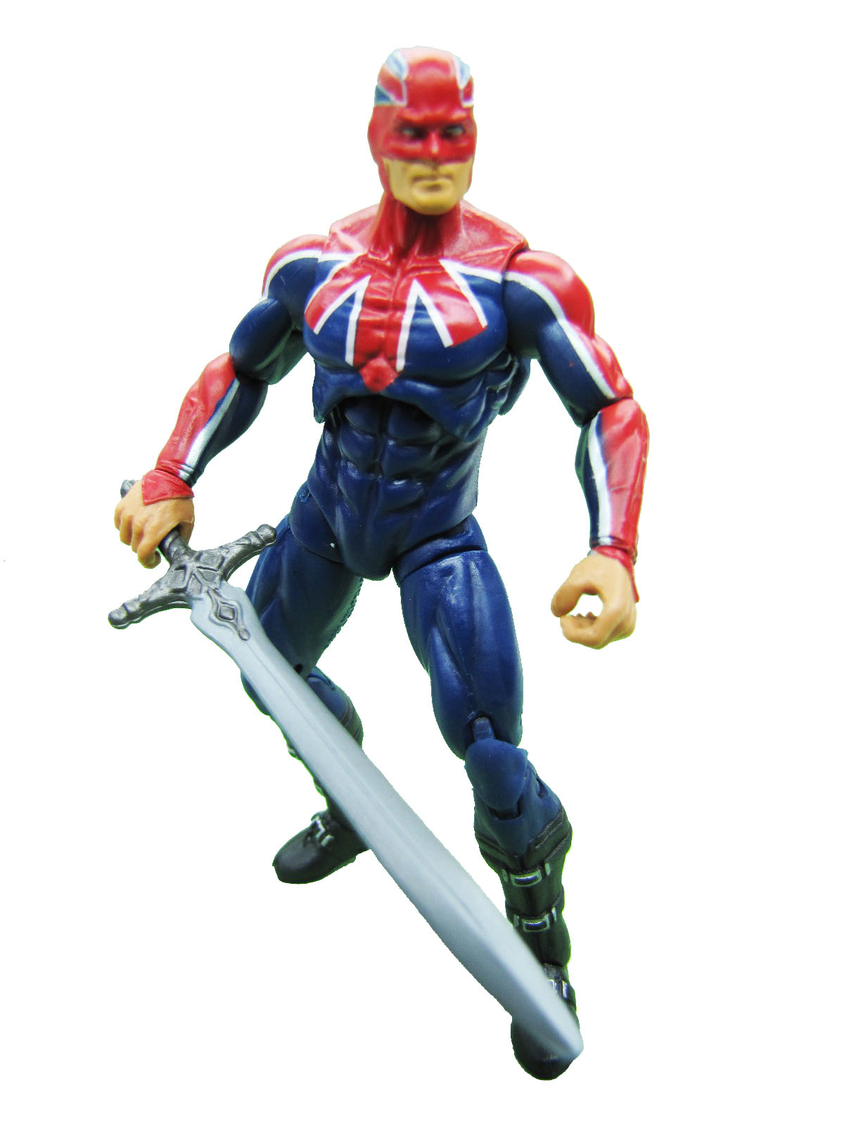 Marvel Comic Series Captain Britain Complete