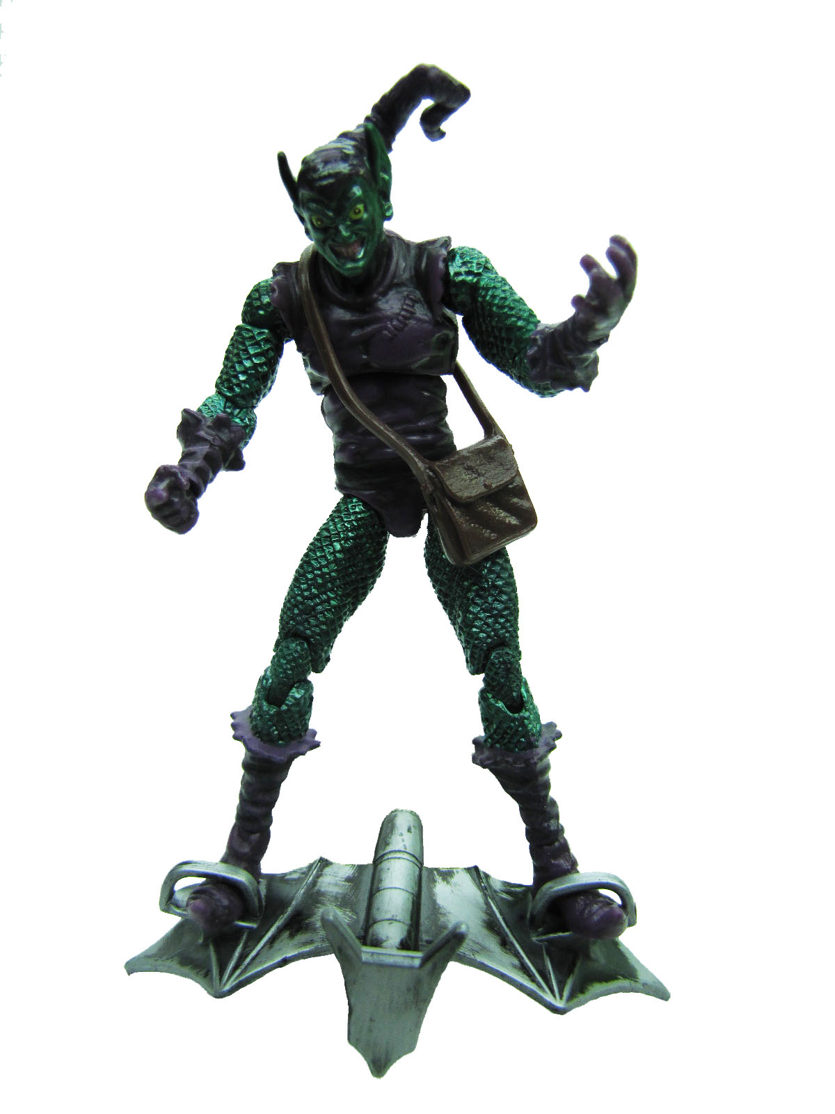 Marvel Universe Target Exclusive Green Goblin Complete