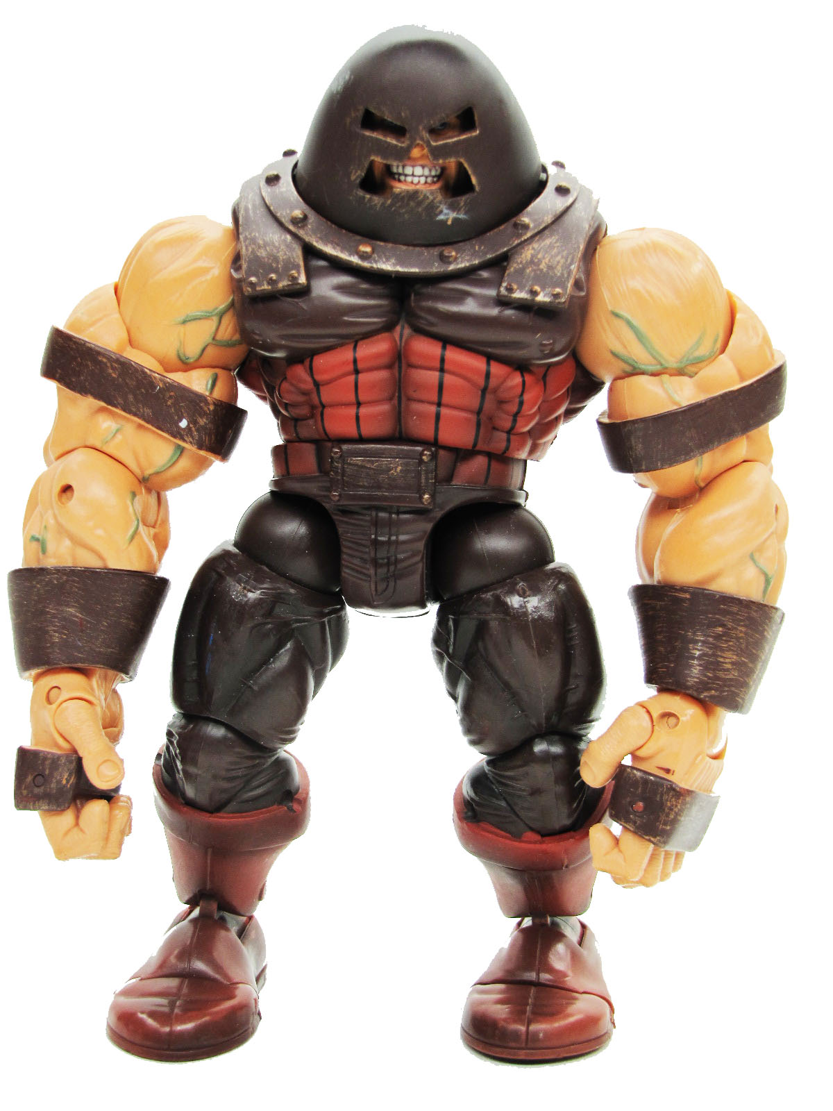 Marvel Legends Series 6 Juggernaut Complete