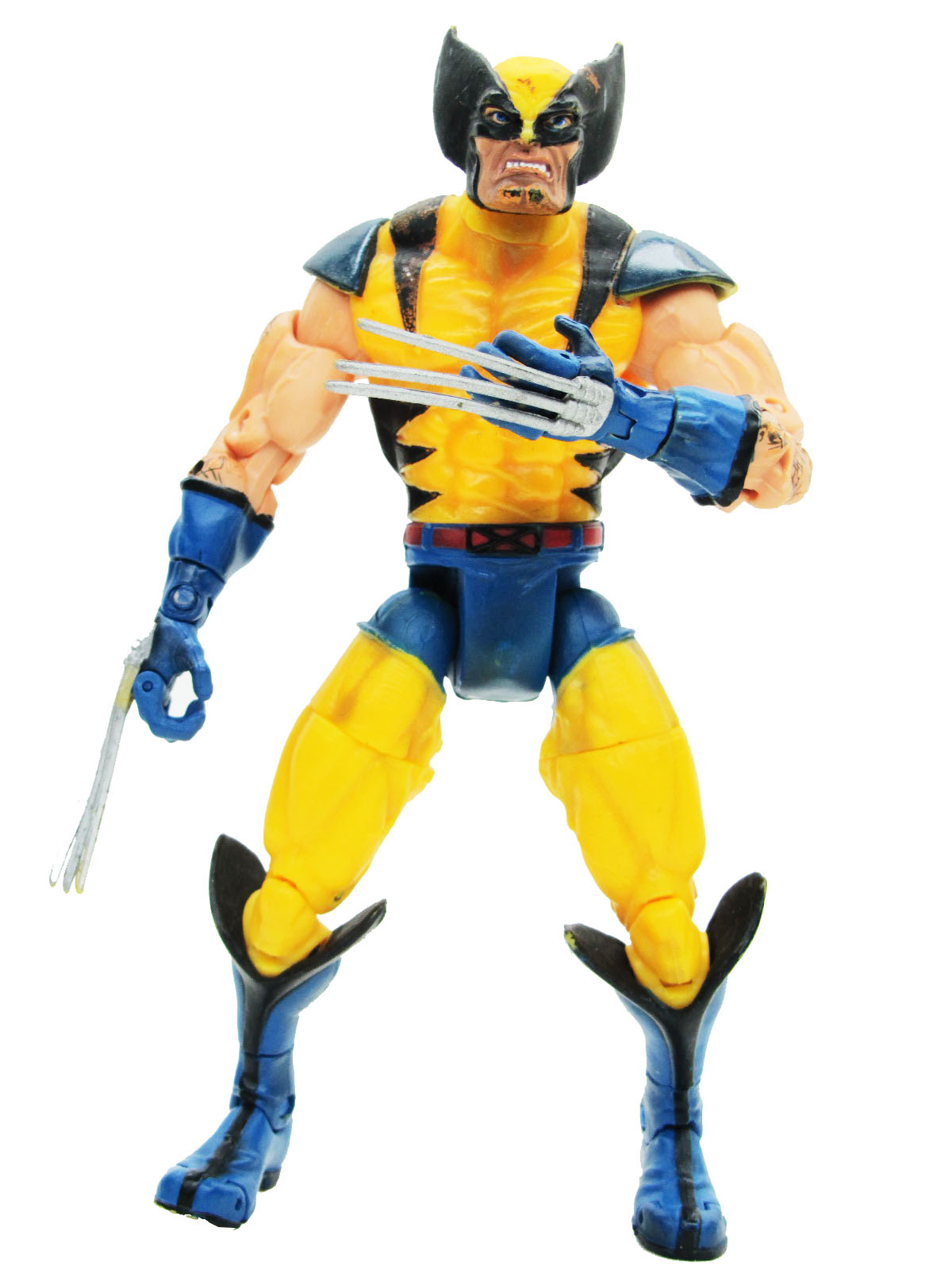Marvel Legends Series 3 Wolverine Complete