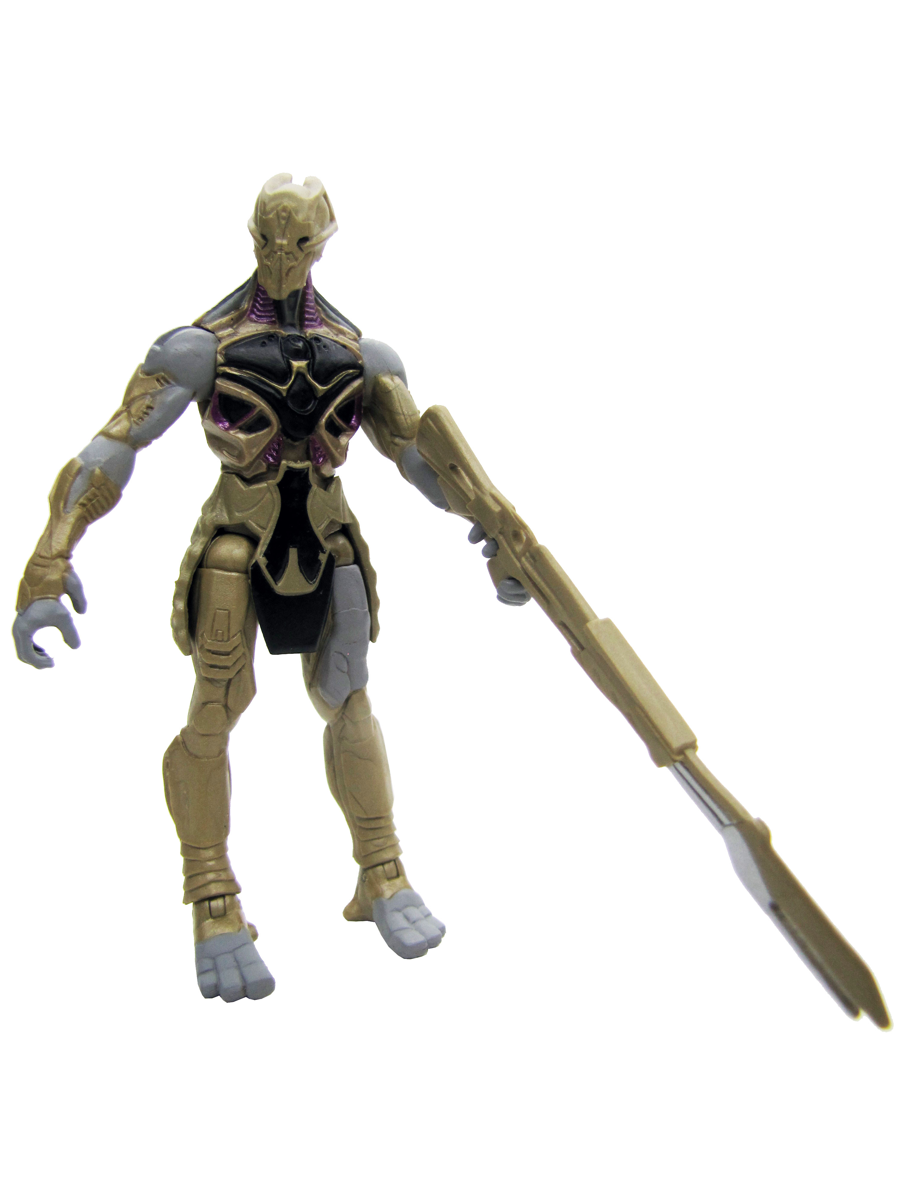 Marvel Movie Series Avengers Cosmic Axe Chitauri Complete