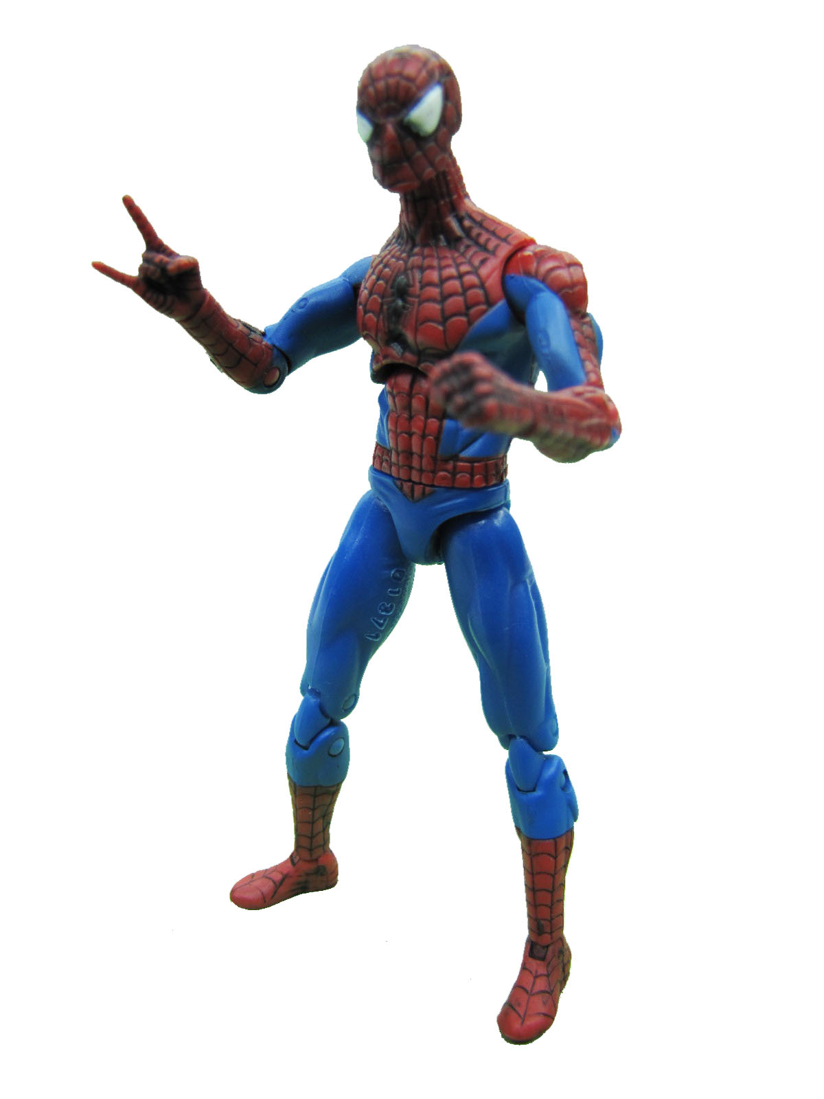 Marvel Universe Target Exclusive Spider-Man Complete