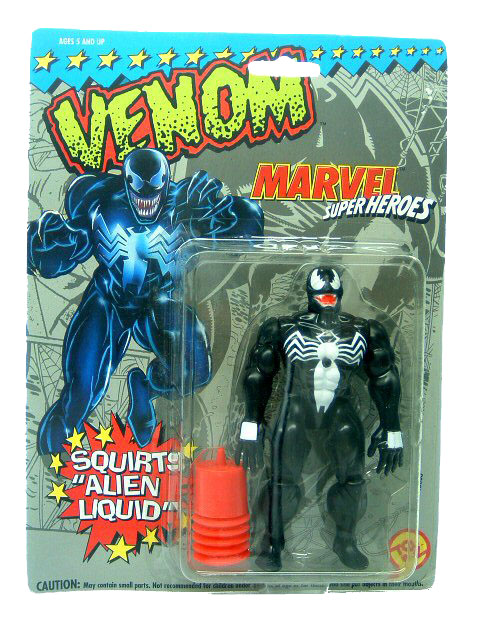 Marvel Super-Heroes Venom Sealed Mint on Card