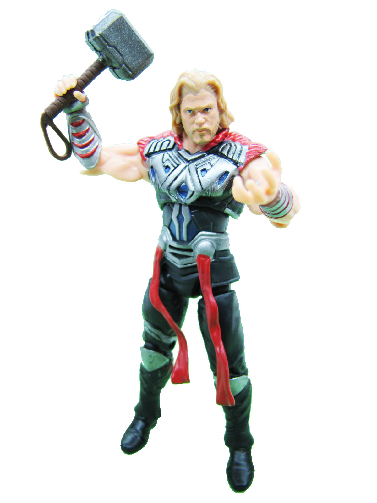 Marvel Studios The Mighty Avenger Battle Hammer Thor Complete