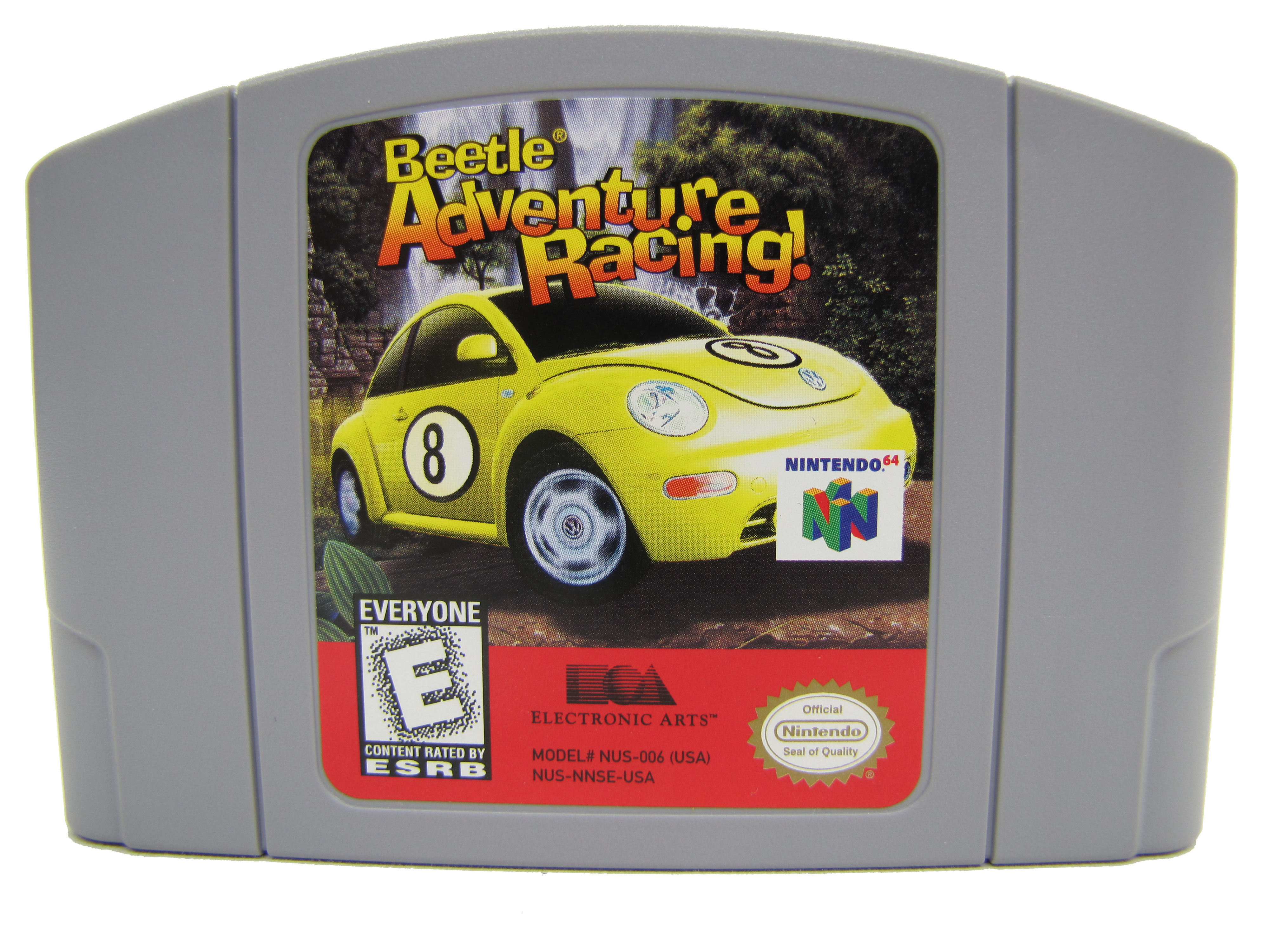 N64 Beetle Adventure Racing - 1999