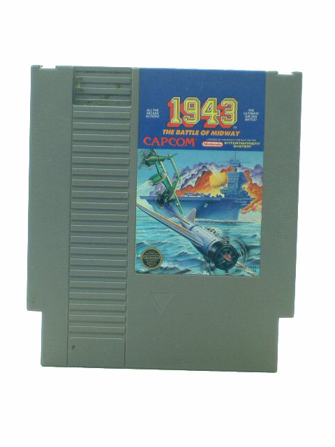 NES 1943 Battle of Midway - 1987