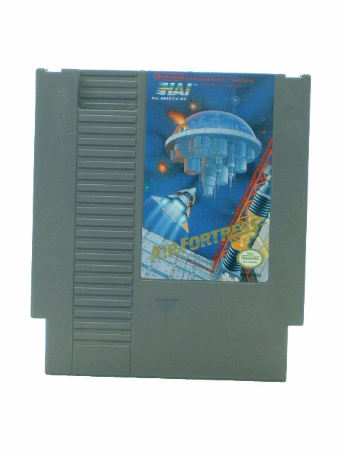NES Air Fortress - 1989