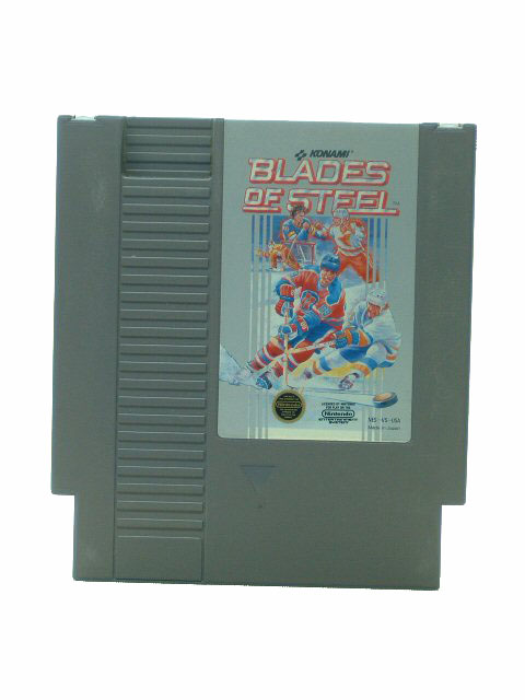 NES Blades of Steel - 1988