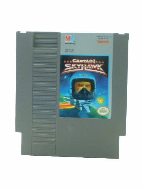 NES Captain Sky Hawk - 1990