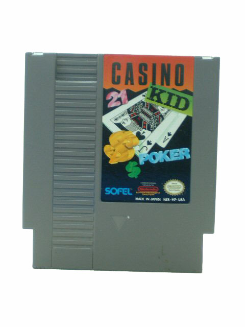 NES Casino Kid - 1989
