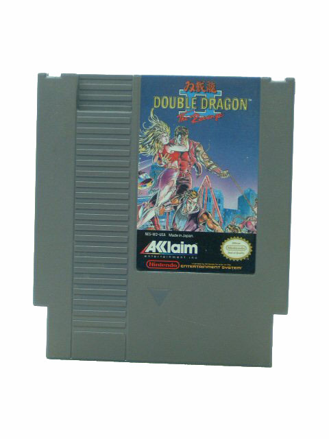 NES Double Dragon II - 1988