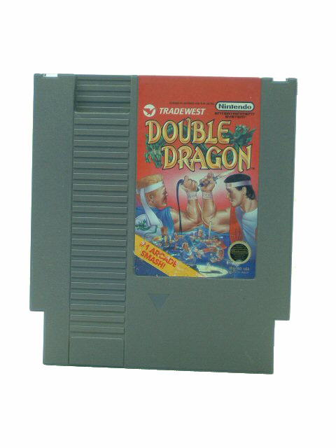 NES Double Dragon - 1988