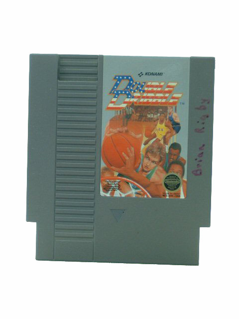NES Double Dribble - 1987