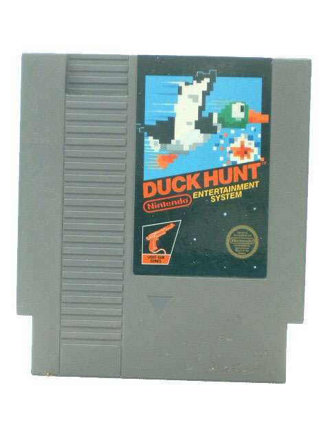 NES Duck Hunt - 1985