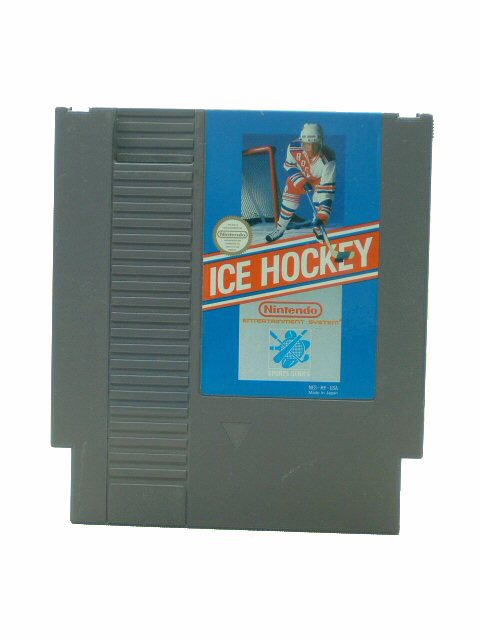 NES Ice Hockey - 1988