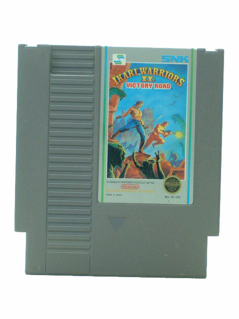 NES Ikari Warriors II: Victory Road - 1988