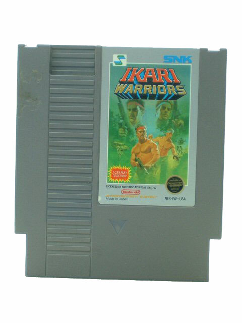 NES Ikari Warriors - 1987