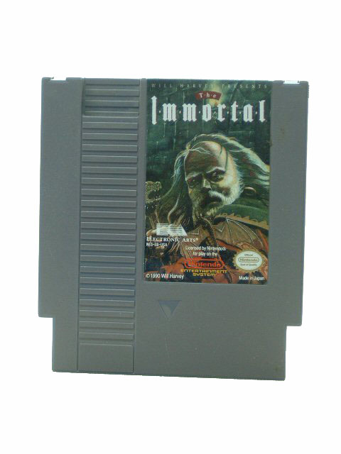 NES The Immortal - 1991