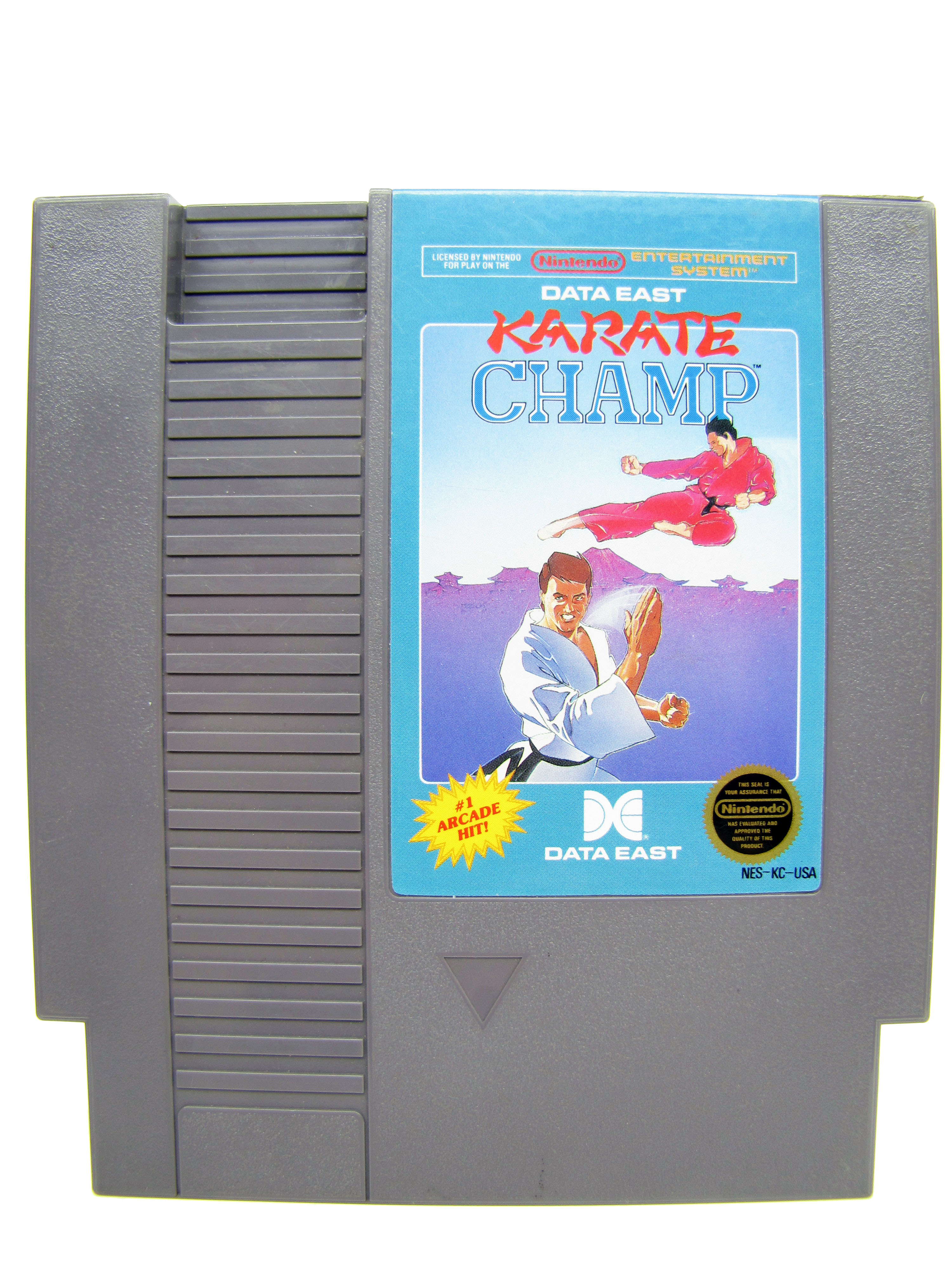 NES Karate Champ - 1986