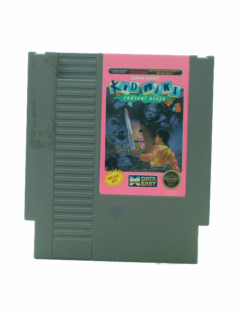 NES Kid Niki: Radical Ninja - 1987