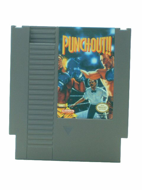 NES Punch Out!! - 1992