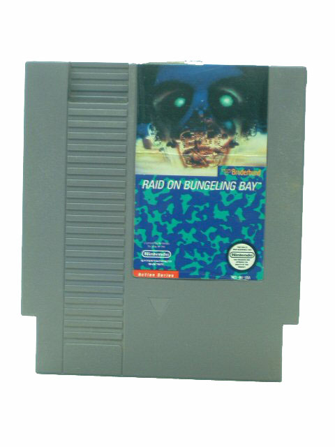 NES Raid on Bungeling Bay - 1987