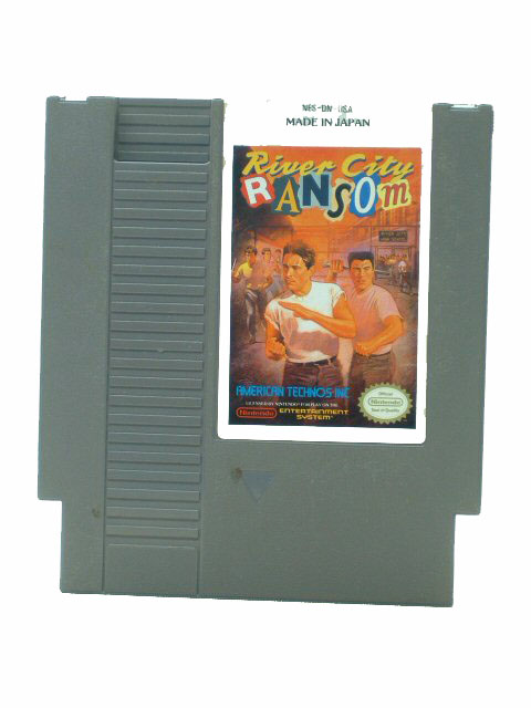 NES River City Ransom - 1989