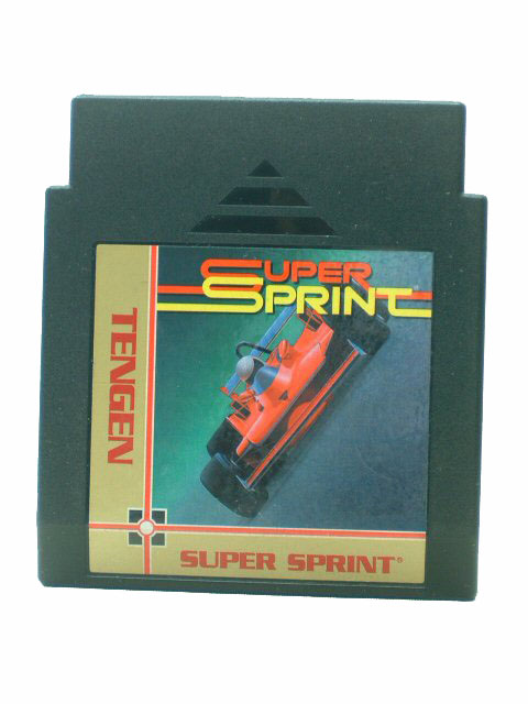 NES Super Sprint - 1986