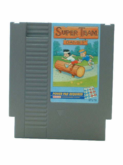 NES Super Team Games - 1987