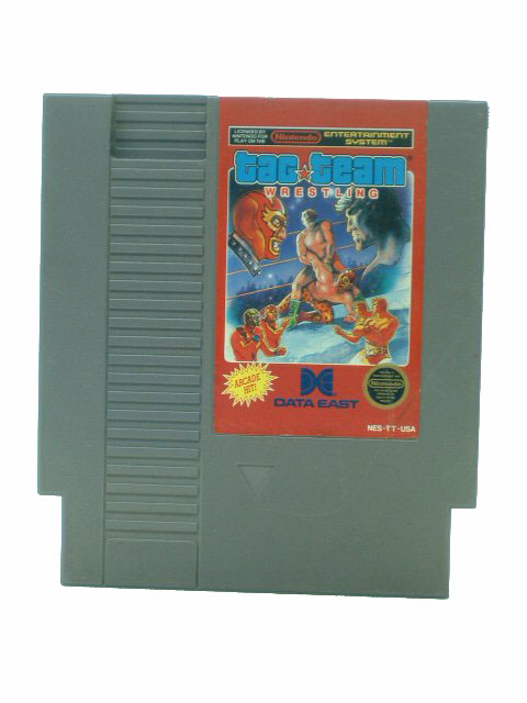 NES Tag Team Wrestling - 1986