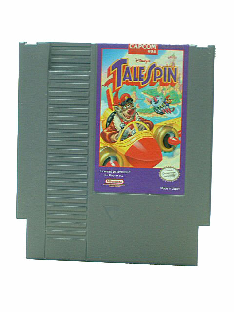 NES Tale Spin - 1991