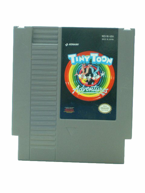 NES Tiny Toon Adventures - 1991