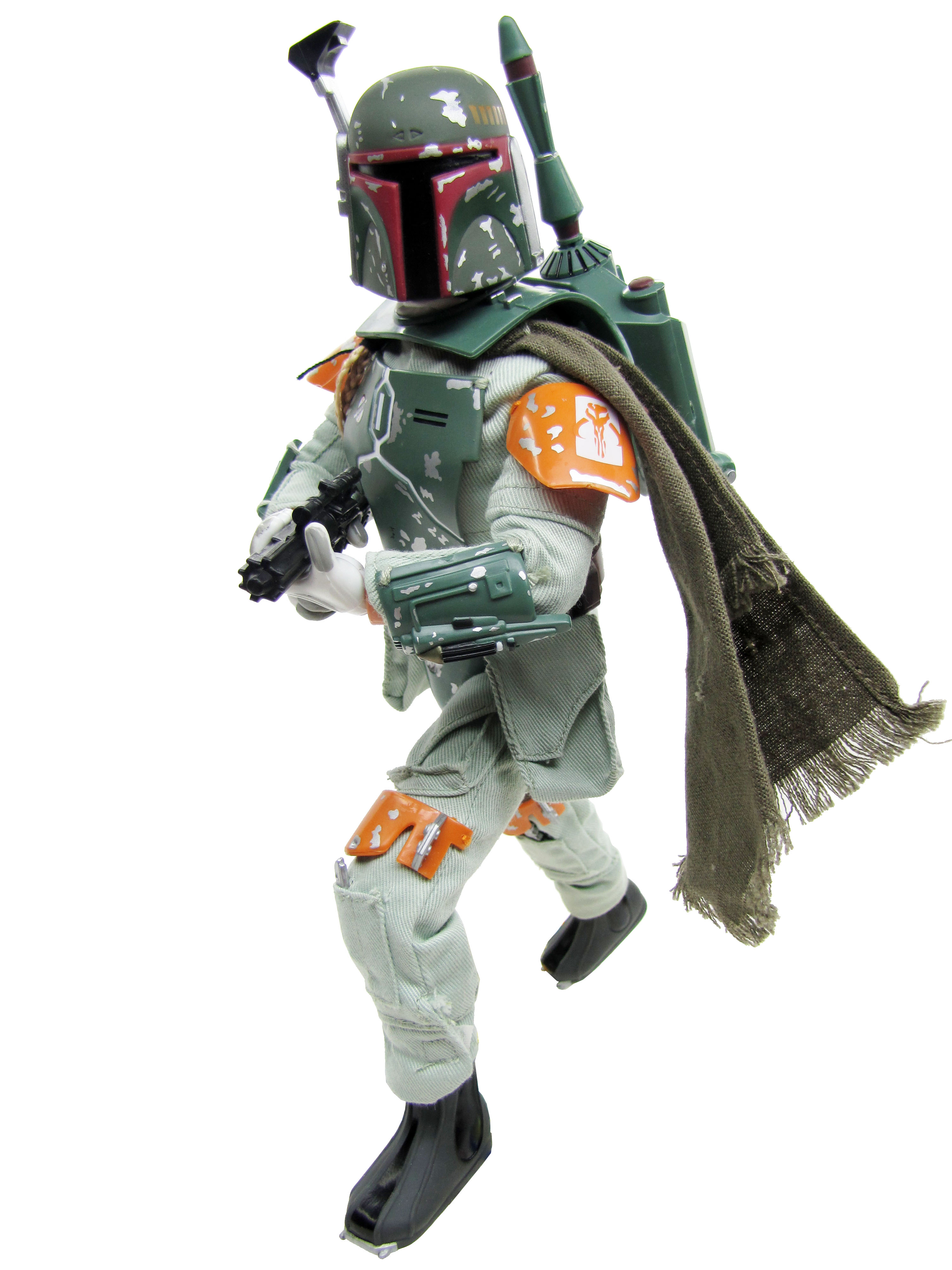 "Star Wars POTF2 12"" Return of the Jedi Electronic Boba Fett"