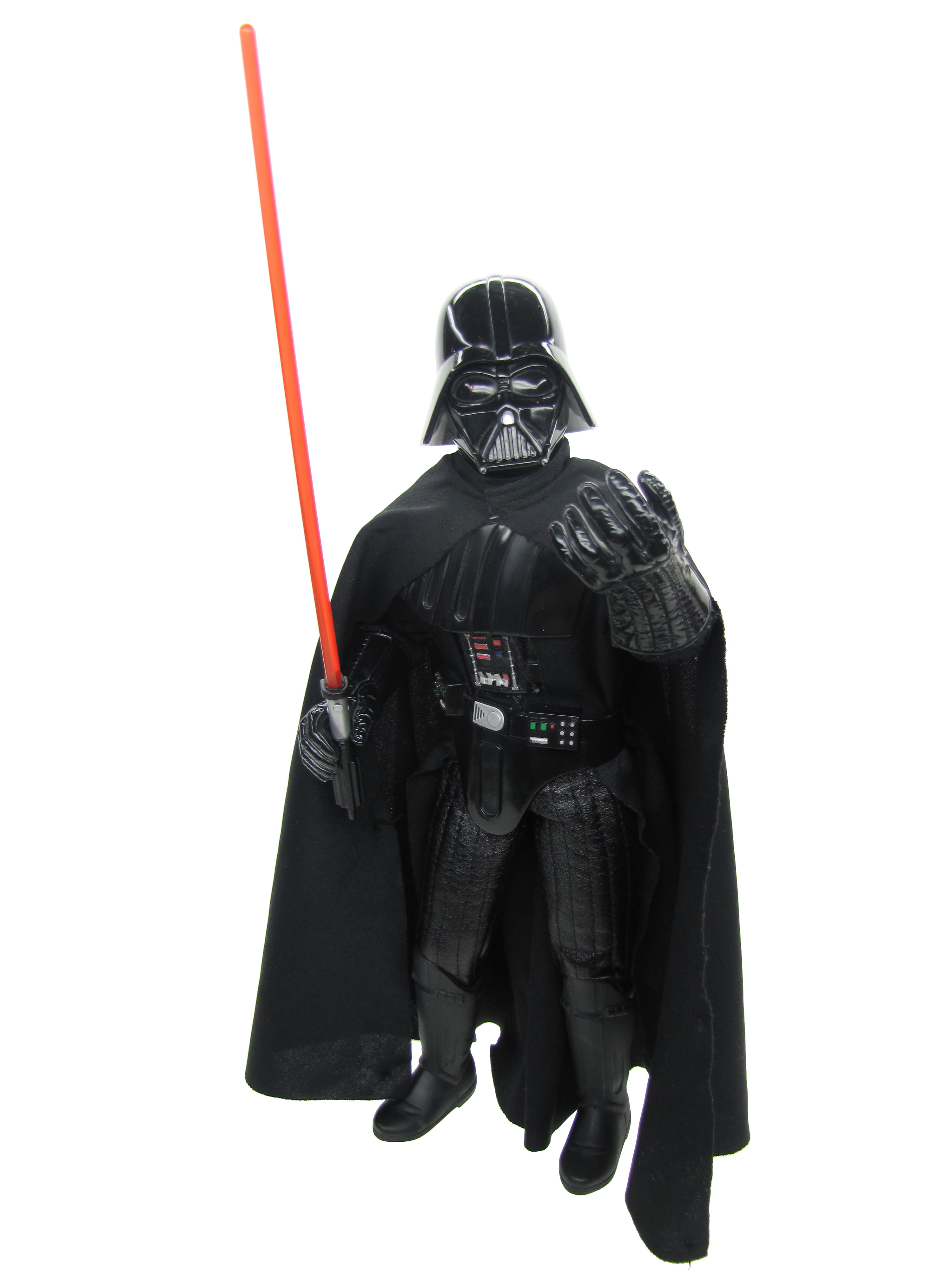 "Star Wars POTF2 12"" Return of the Jedi Electronic Darth Vader"