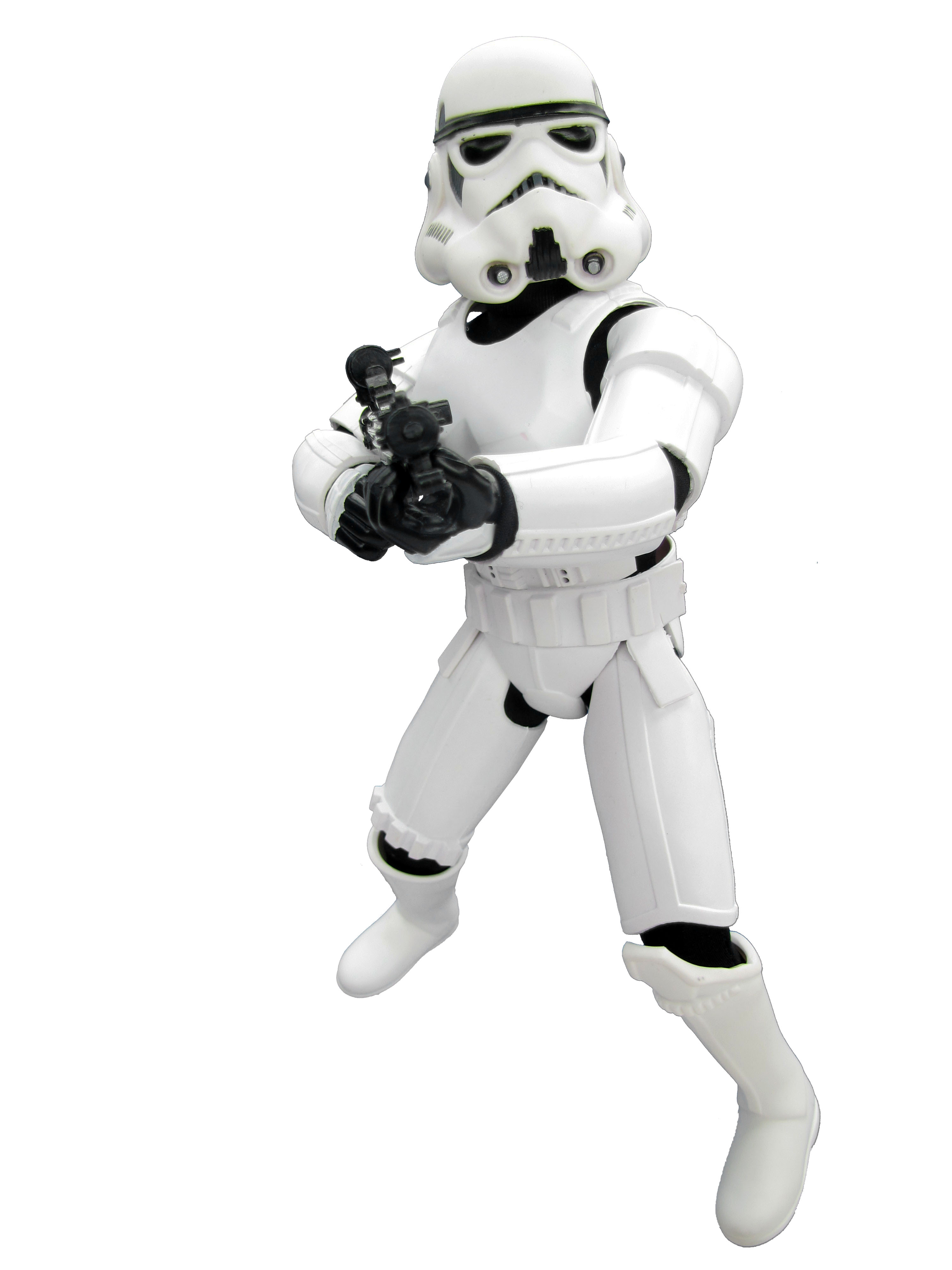 "Star Wars POTF2 12"" A New Hope Stormtrooper Complete"