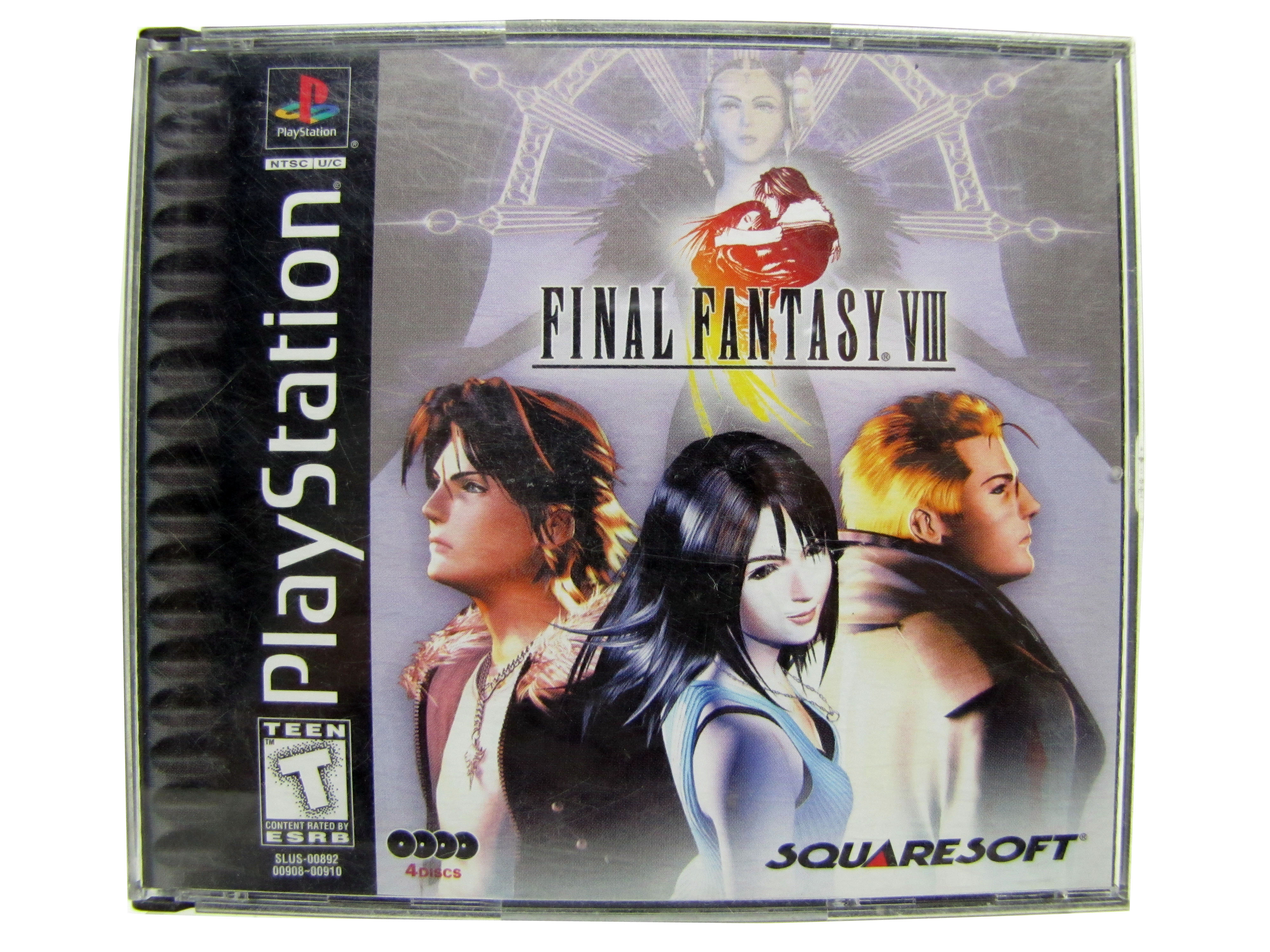 PS1 Final Fantasy VIII Complete - 1999
