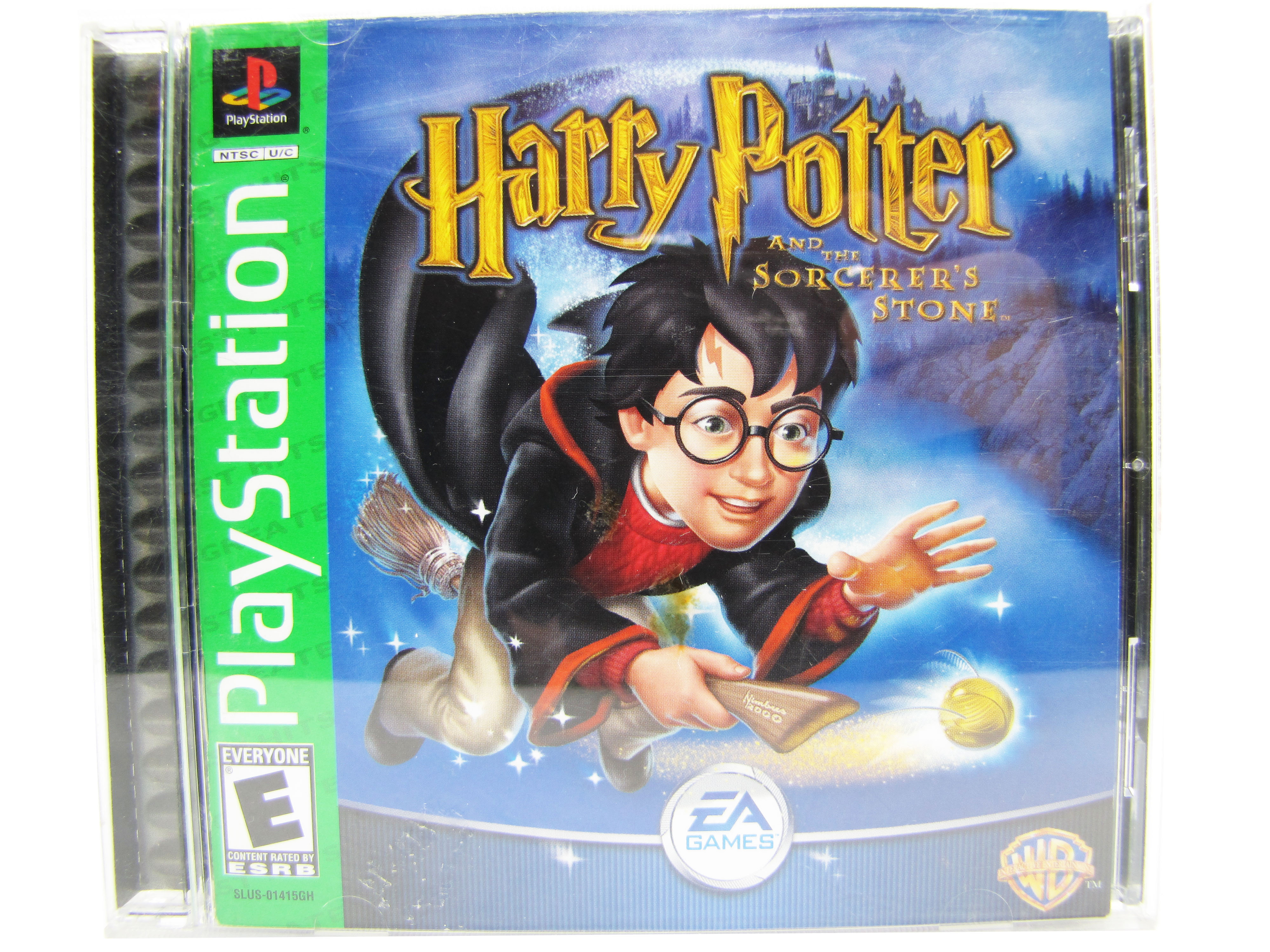 PS1 Harry Potter and the Sorcerer's Stone Complete - 2001