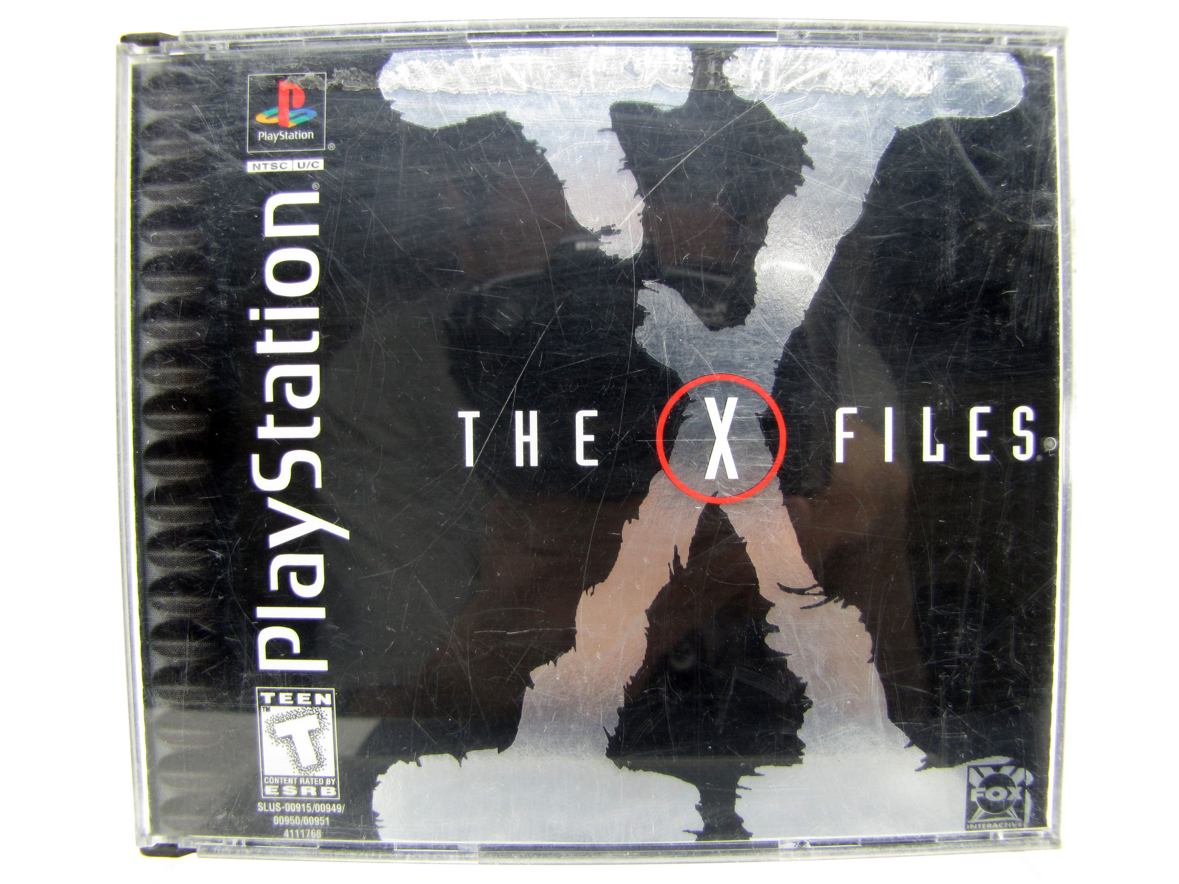 PS1 The X-Files Complete - 1999