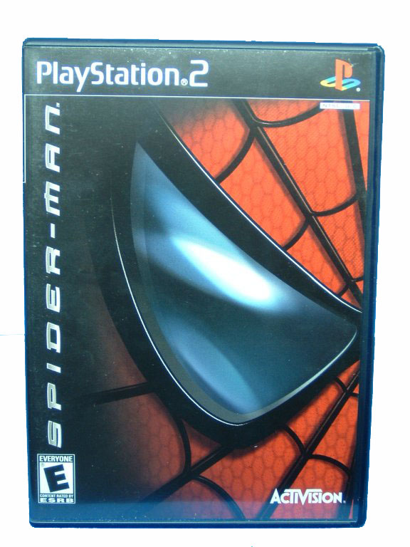 PS2 Spider-Man: The Movie Complete - 2002