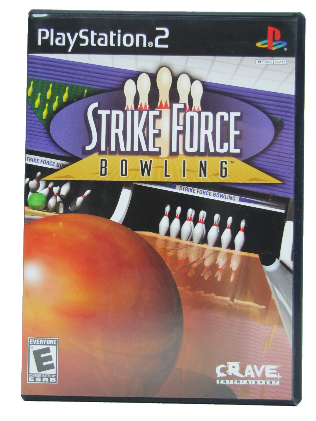 PS2 Strike Force Bowling Complete - 2004