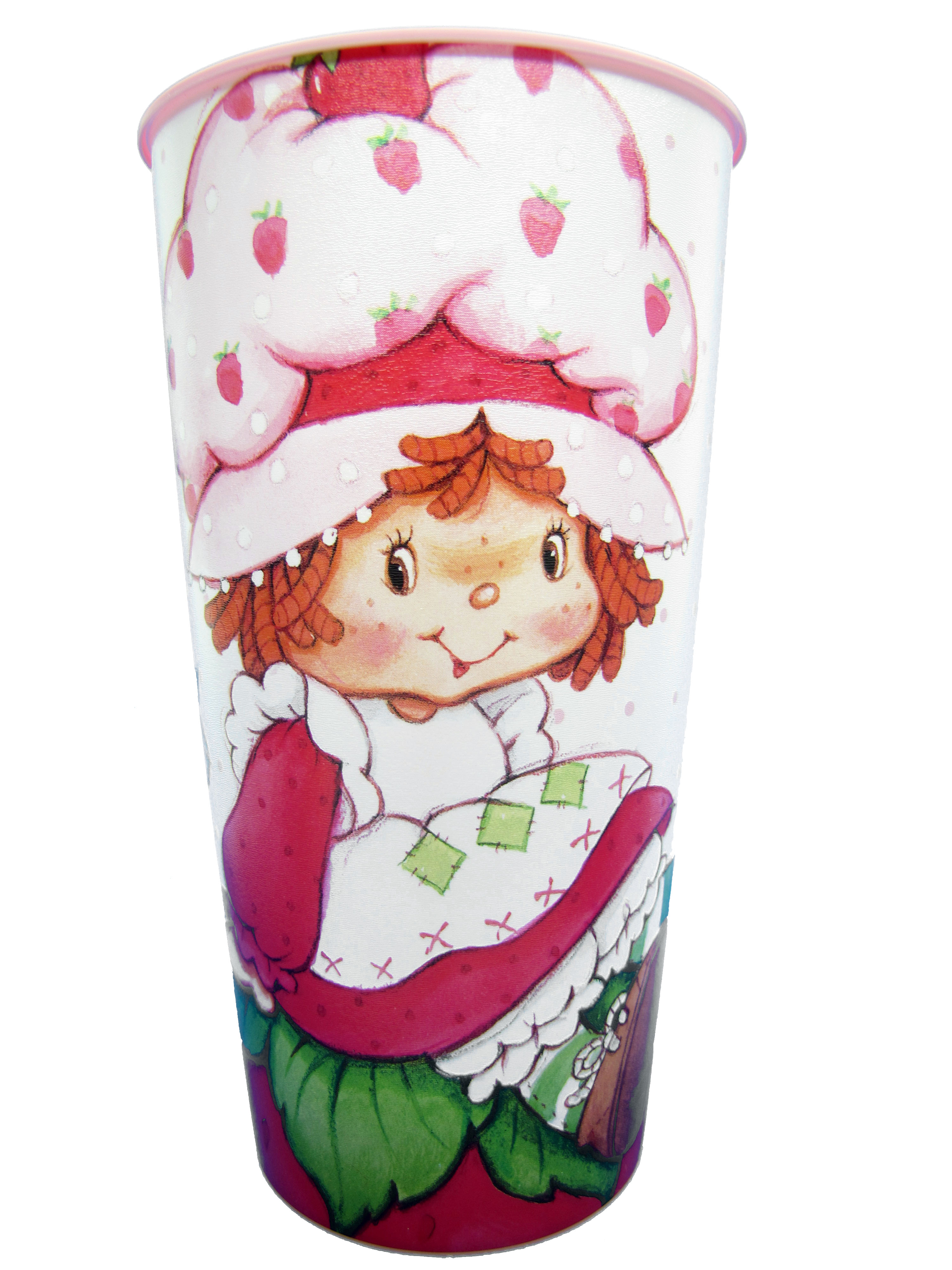 Retro Strawberry Shortcake Party Cup