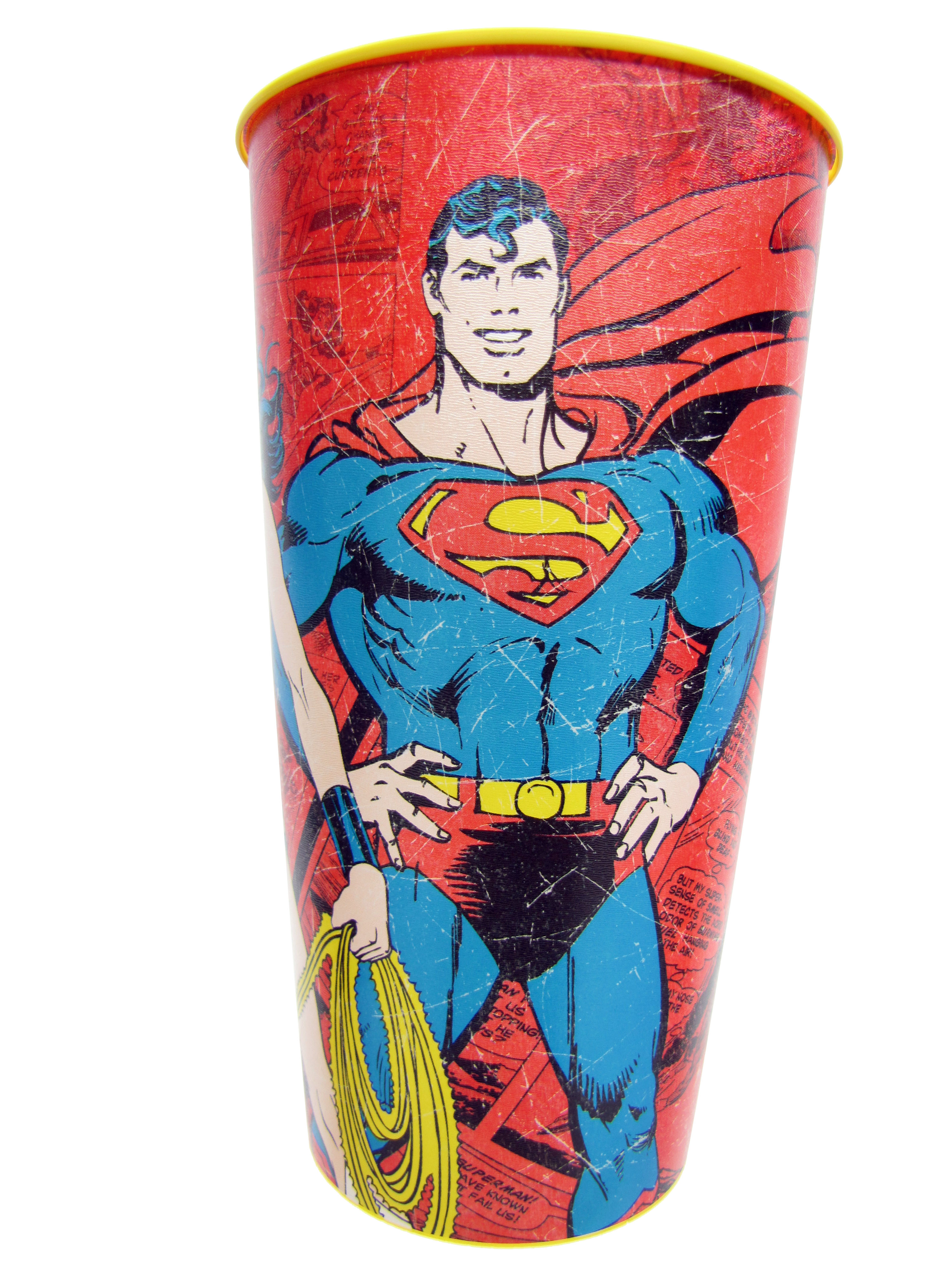Retro Super Friends Party Cup