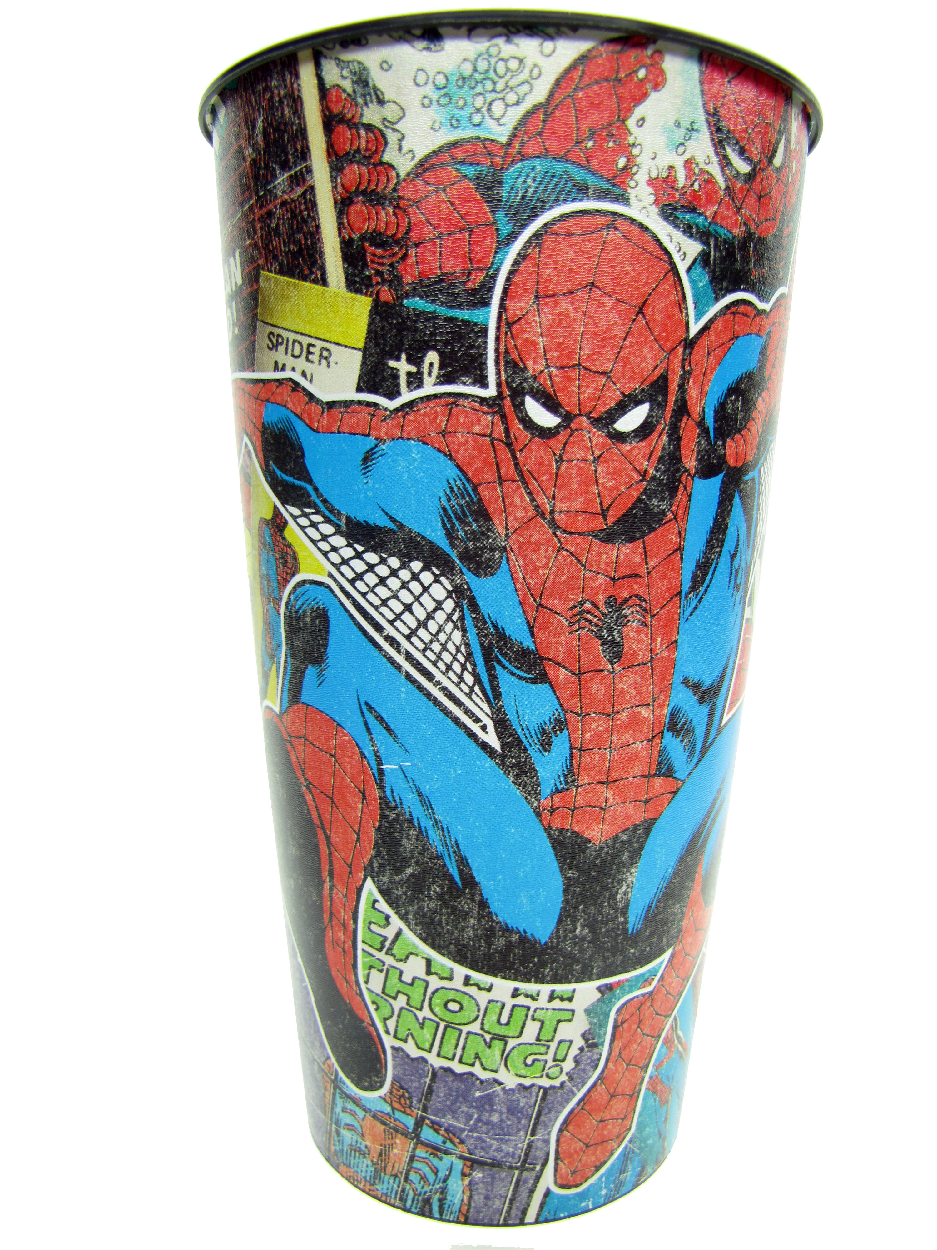Retro The Amazing Spider-Man Party Cup