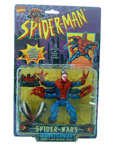 Spider-Man Animated Series Doppleganger Sealed
