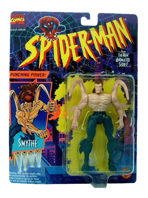 Spider-Man Animated Series Smythe Sealed